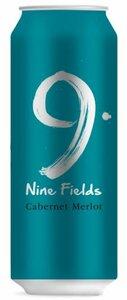 Ashton Nine Fields Cabernet sauvignon - Merlot Can 250ml 2019
