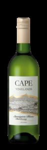 Cape Vinelands Sauvignon blanc - Chardonnay 2015